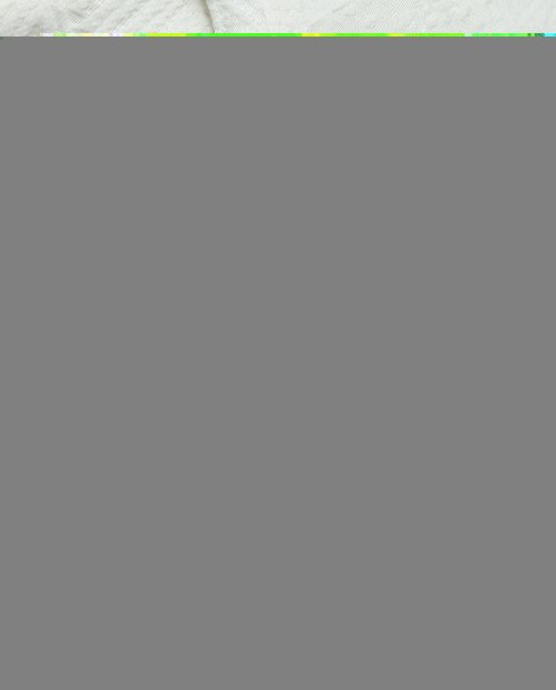 Брюки из фактурной ткани с боковыми вставками и молниями - Общий вид