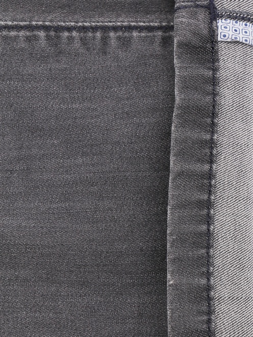 Джинсы из хлопка с карманами  - Деталь2