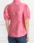Блуза из шелка Moschino  –  Модель Верх-Низ1