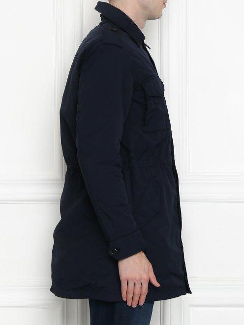 Куртка с накладными карманами - МодельВерхНиз2