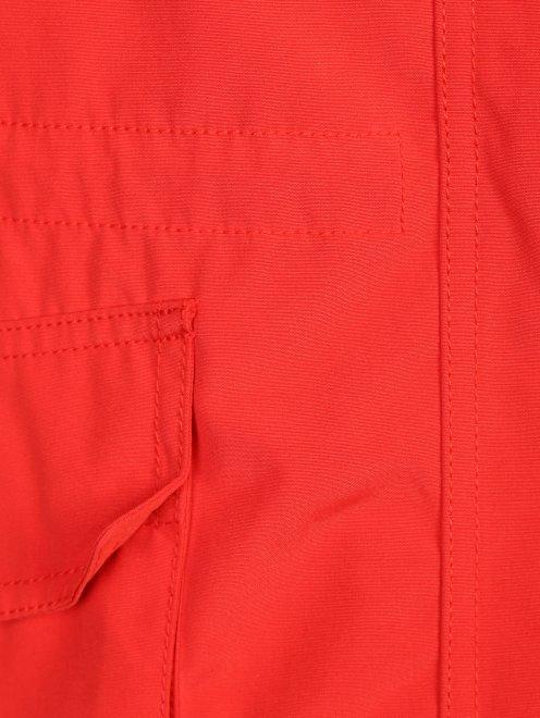 Куртка с капюшоном на молнии - Деталь1