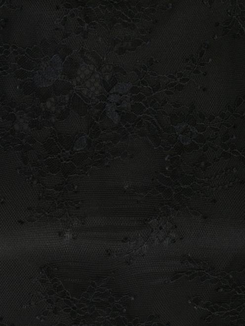 Платье-макси с кружевным узором - Деталь