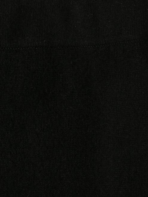 Брюки из кашемира свободного кроя - Деталь