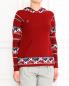 Джемпер из шерсти с капюшоном Bosco Fresh  –  Модель Верх-Низ