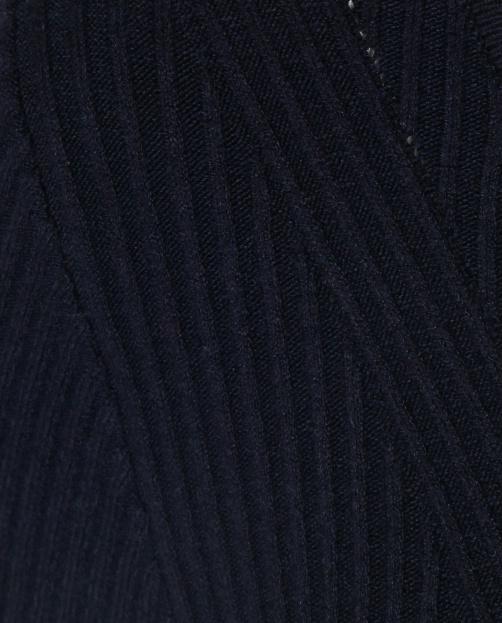 Платье-миди с длинным рукавом - Деталь1