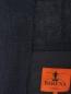 Пиджак однобортный из льна Barena  –  Деталь2