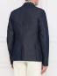 Пиджак однобортный из денима Gucci  –  Модель Верх-Низ1