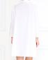 Платье-рубашка из хлопка Paule Ka  –  Модель Верх-Низ1