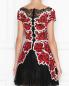 Платье из кружева с пайетками Zuhair Murad  –  МодельВерхНиз1