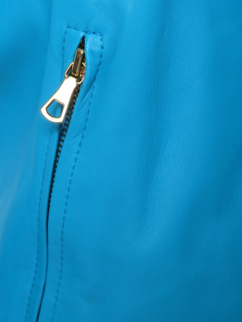 Куртка из кожи - Деталь1