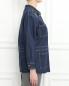 Куртка из денима декорированная стразами Sonia Rykiel  –  Модель Верх-Низ2