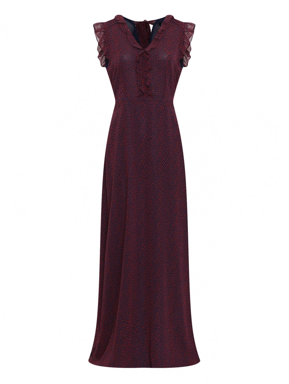 Легкое платье с узором Juicy Couture  –  Общий вид