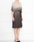 Платье свободного кроя под пояс Max&Co  –  МодельВерхНиз