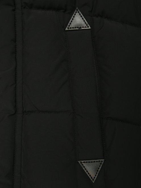 Куртка стеганая  - Деталь1