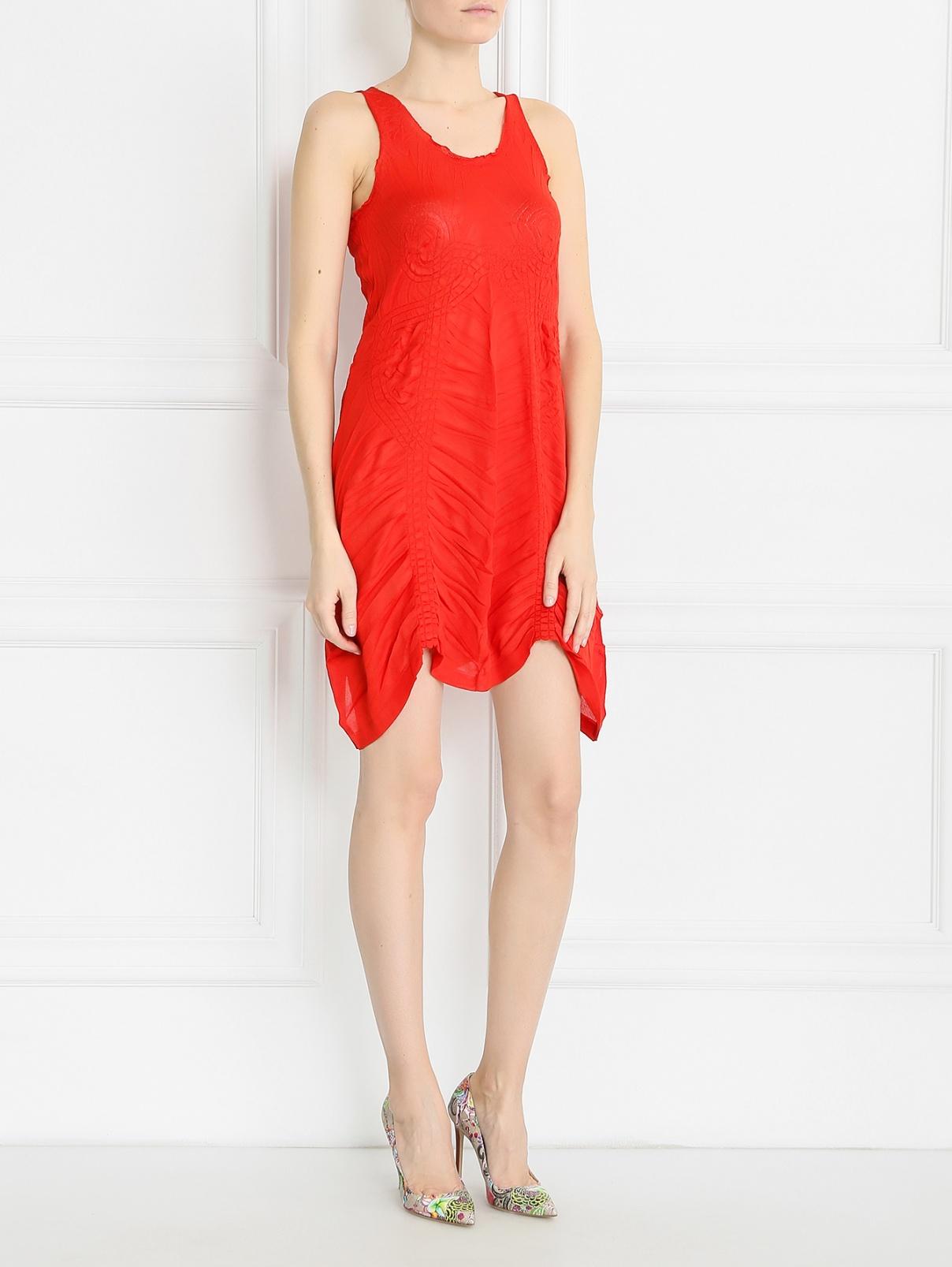 Платье без рукавов MARITHÉ + FRANÇOIS GIRBAUD  –  Модель Общий вид