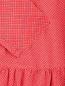 Платье-миди из хлопка с узором Petit Jete  –  Деталь1