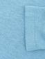 Джемпер из шелка и льна свободного кроя с карманами Max Mara  –  Деталь1