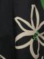 Платье из хлопка с цветочным узором Persona by Marina Rinaldi  –  Деталь1