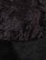 Жилет из шерсти с капюшоном Yves Salomon  –  Деталь1