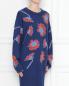 Платье с цветочным узором Paul Smith  –  МодельВерхНиз