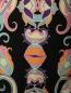 Платье из вискозы с узором пейсли Etro  –  Деталь