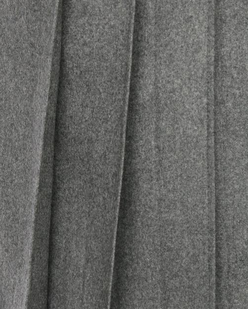 Юбка из шерсти с контрастным поясом - Деталь1