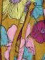 Брюки с цветочным узором Mariella Burani  –  Деталь