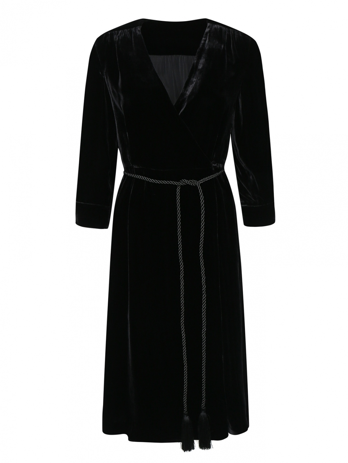 Платье миди с запахом Mo&Co  –  Общий вид