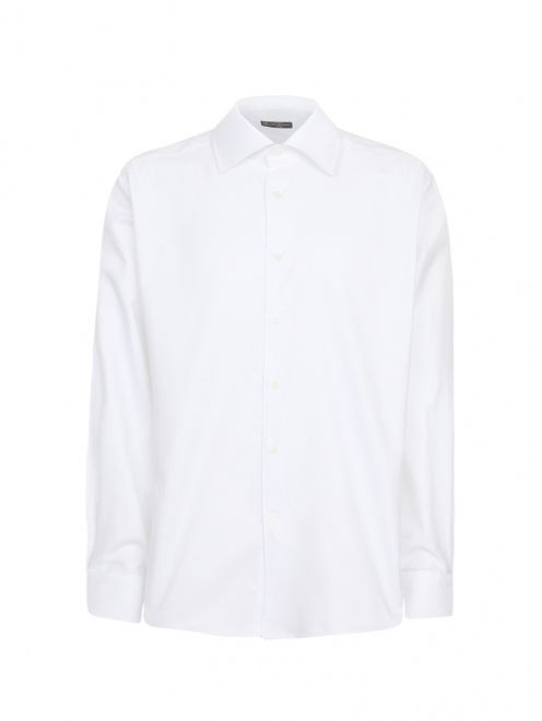 Классическая хлопковая рубашка  - Общий вид