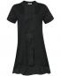 Платье свободного кроя с короткими рукавами Moncler  –  Общий вид
