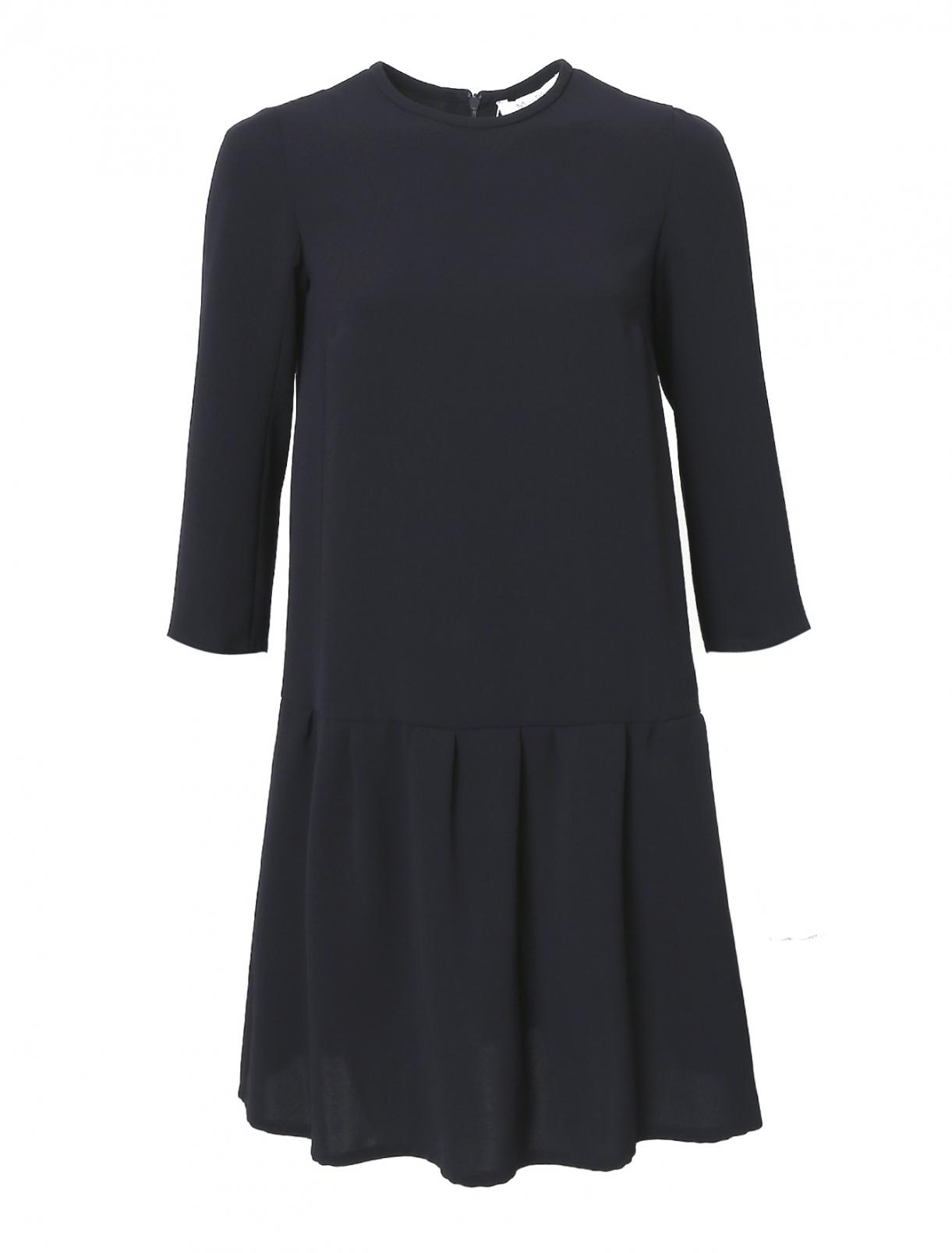 Платье-мини свободного кроя Max Mara  –  Общий вид