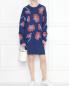 Платье с цветочным узором Paul Smith  –  МодельОбщийВид