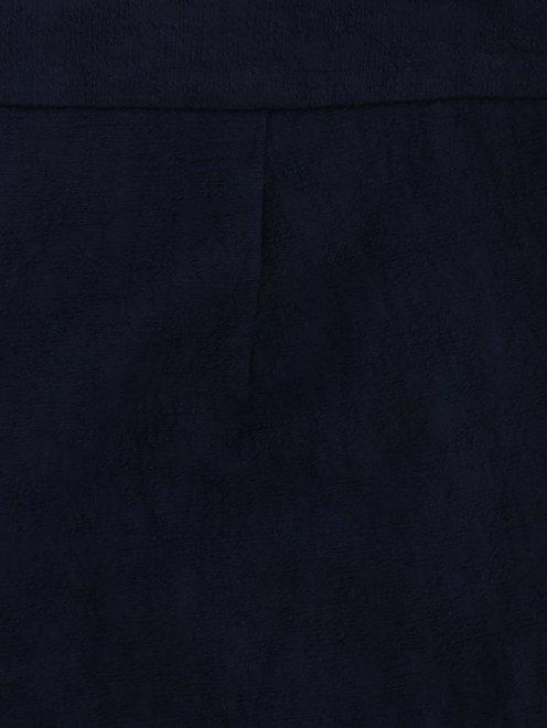Укороченные брюки из хлопка - Деталь1