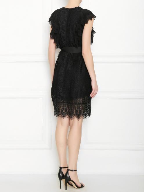 Платье кружевное из вискозы - МодельВерхНиз1