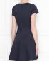 Платье-мини из хлопка с короткими рукавами Max&Co  –  МодельВерхНиз1