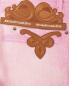 Джинсы прямого кроя с вышивкой Alena Akhmadullina  –  Деталь1