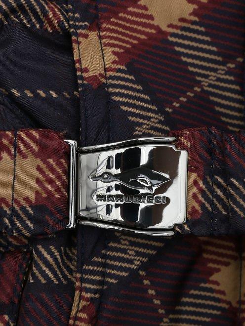Комбинезон пуховый с капюшоном - Деталь1