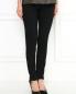 Узкие брюки из шерсти Jean Paul Gaultier  –  Модель Верх-Низ