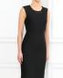 Платье-футляр без рукавов Burberry  –  Модель Верх-Низ