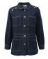 Куртка из денима декорированная стразами Sonia Rykiel  –  Общий вид