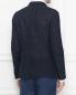 Пиджак однобортный из льна Barena  –  МодельВерхНиз1